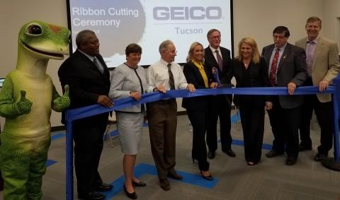 GEICO Opens New Office at The Bridges; Plans to Grow Tucson Operations Extensively