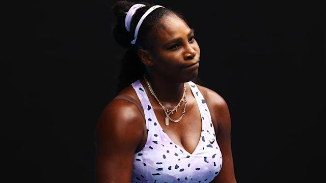 Wang Qiang caused a huge upset by stunning Serena Williams in the Australian Open third round.