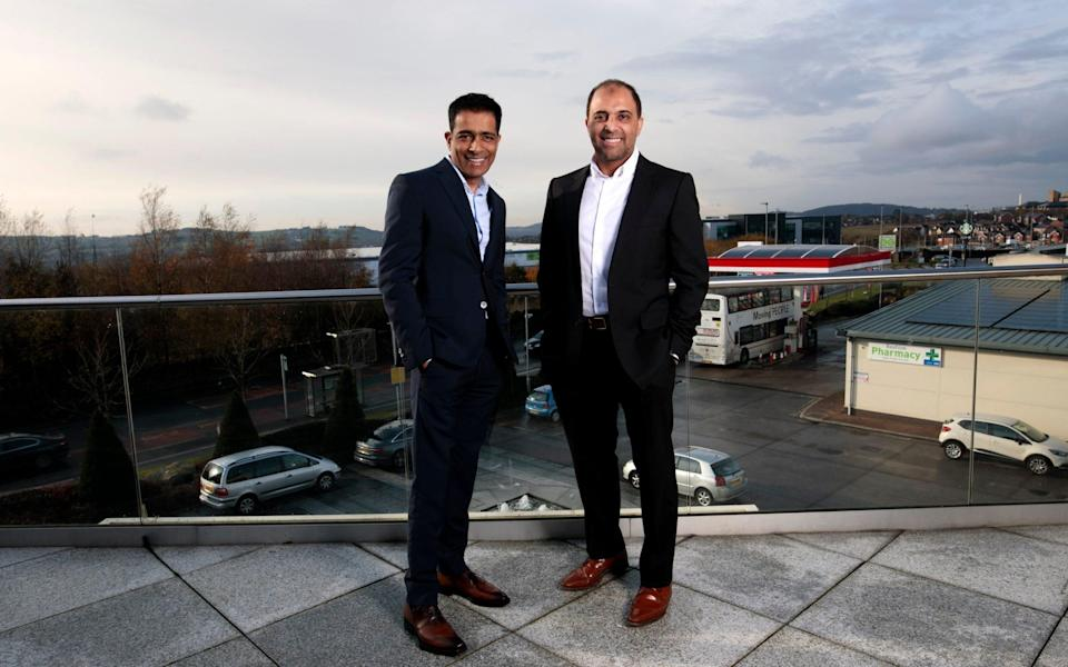 The billionaire Issa brothers are currently considering selling their forecourt empire EG Group - Jon Super