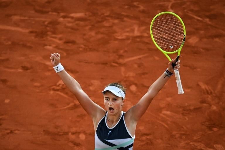 Barbora Krejcikova will look to add the French Open singles title to the women's doubles trophy she won in 2018
