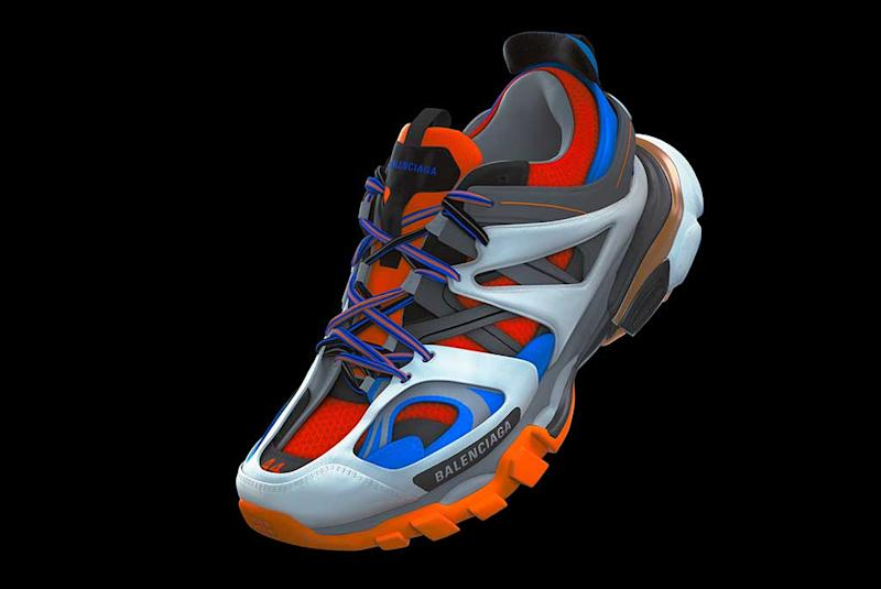 9d4bf8ee96cf Are These Balenciaga Kicks the New Triple S  Here s How to Be First to Buy  Them
