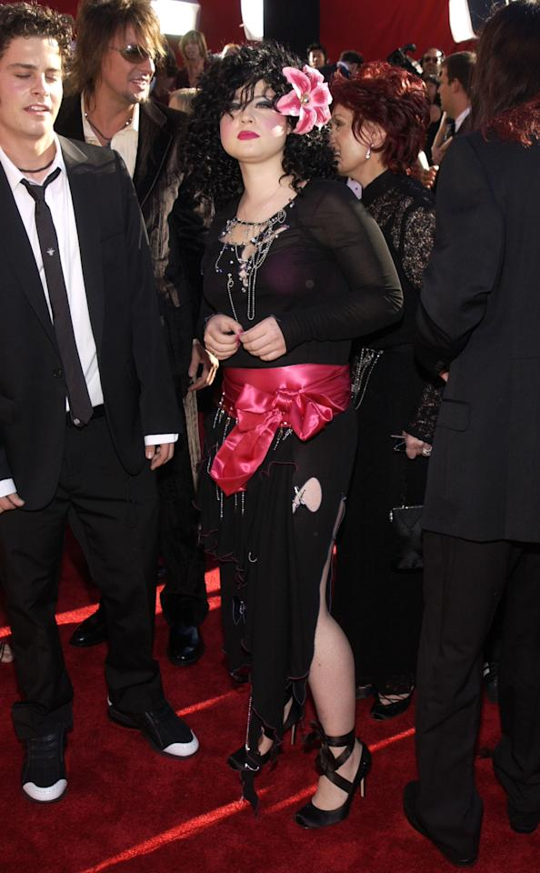 Kelly Osbourne (Photo by Jean-Paul Aussenard/WireImage)