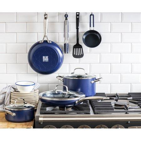 Blue Diamond cookware set (Credit: Walmart)