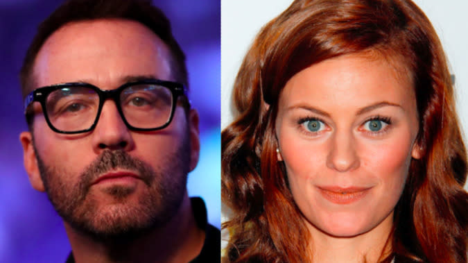 'Smallville' Actress Cassidy Freeman Calls Out Jeremy Piven's 'Predatory Behavior'