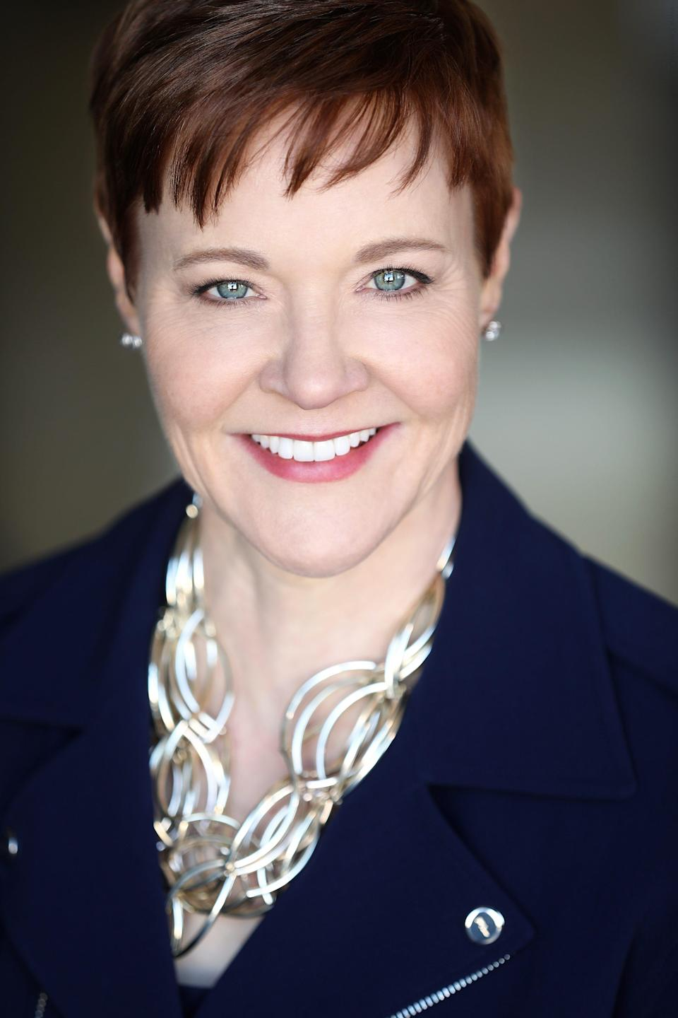 Rachel Moore, president and CEO of The Music Center in Los Angeles