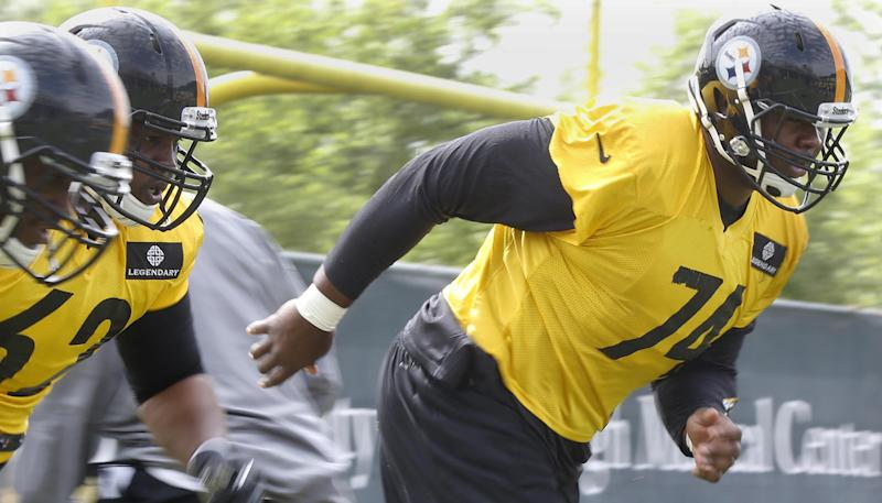 Steelers rookie DT McCullers faces tall task