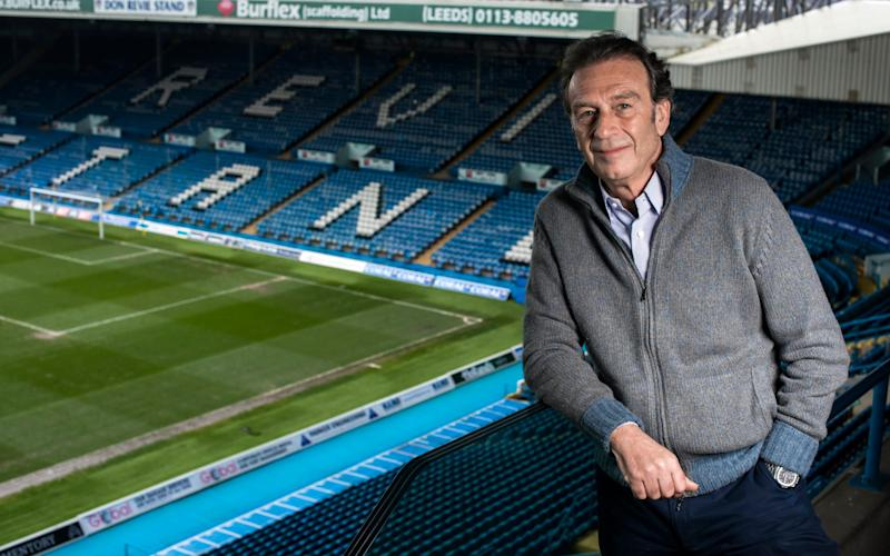 Massimo Cellino  - Credit: Paul Cooper