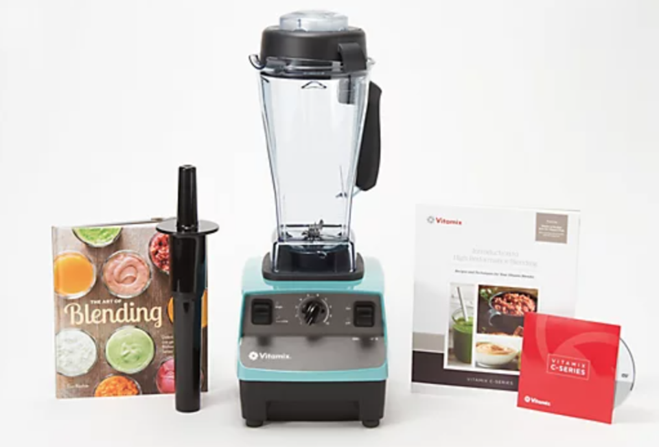 Whip your kitchen into shape with this iconic Vitamix and other on-sale gear! (Photo: Ninja)