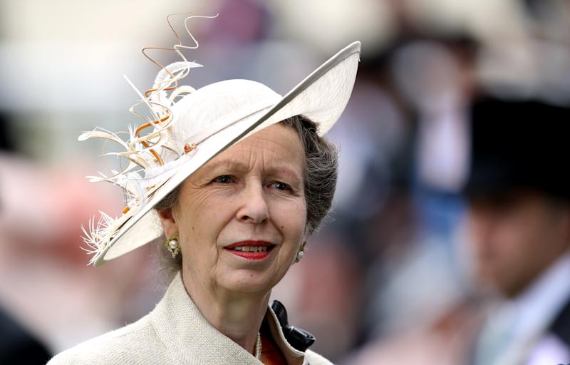 "Princess Anne has made a subtle dig at Meghan Markle and Kate Middleton over an ""absurd"" habit they have. Source GettyMore"