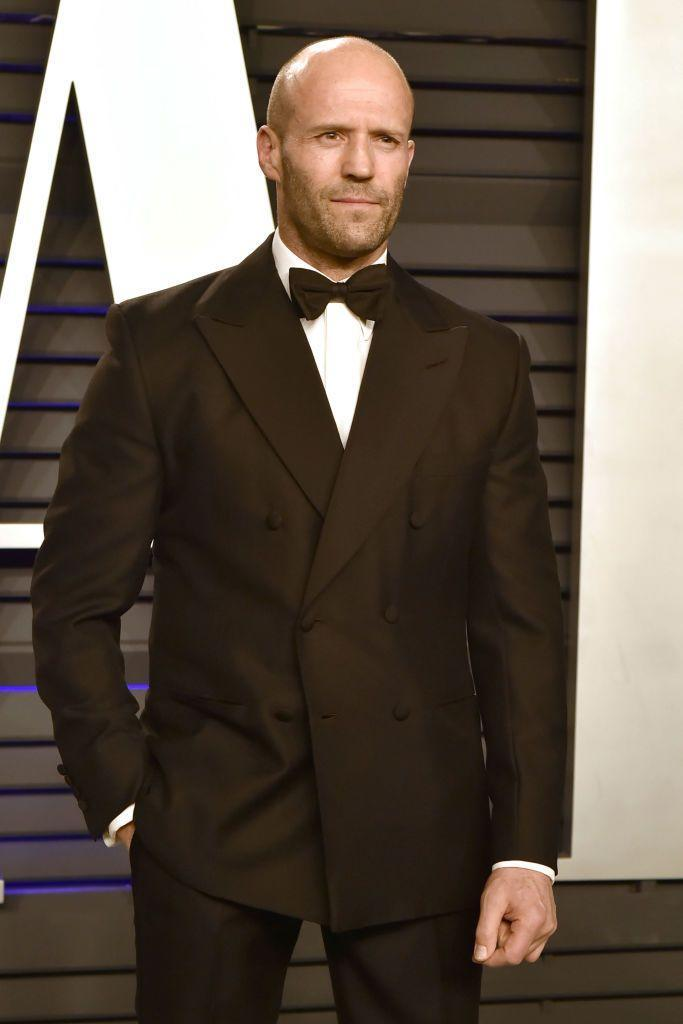 """<p>Statham may not be <em>short</em> short, but when your action co-star is 6'5"""" Dwayne Johnson, you look pretty ... short. Still, Statham has the athleticism to perform moves The Rock can't. Consider it a trade off.</p>"""