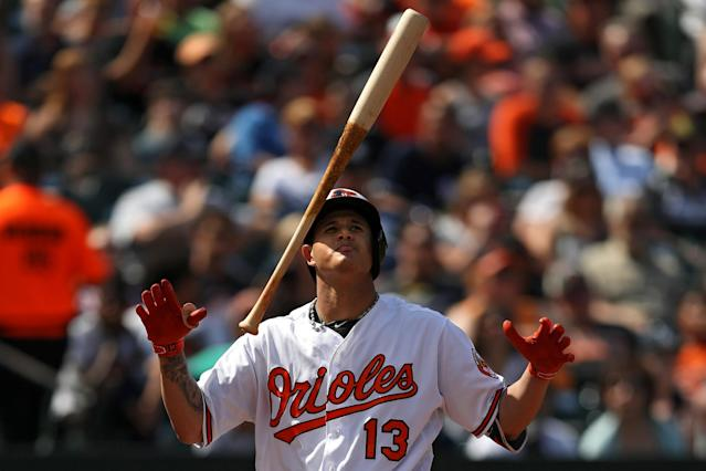 The Orioles will finish the season traveling to the Blue Jays and Yankees. (Getty)