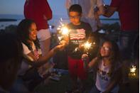 """<p><strong>Portland, Maine</strong><br><br>Celebrate the holiday by watching fireworks with family and friends at the Fourth of July celebration on the <a href=""""https://www.newscentermaine.com/article/life/holidays/portland-maine-4th-of-july-fireworks-a-go/"""" rel=""""nofollow noopener"""" target=""""_blank"""" data-ylk=""""slk:Eastern Promenade"""" class=""""link rapid-noclick-resp"""">Eastern Promenade</a>.</p>"""