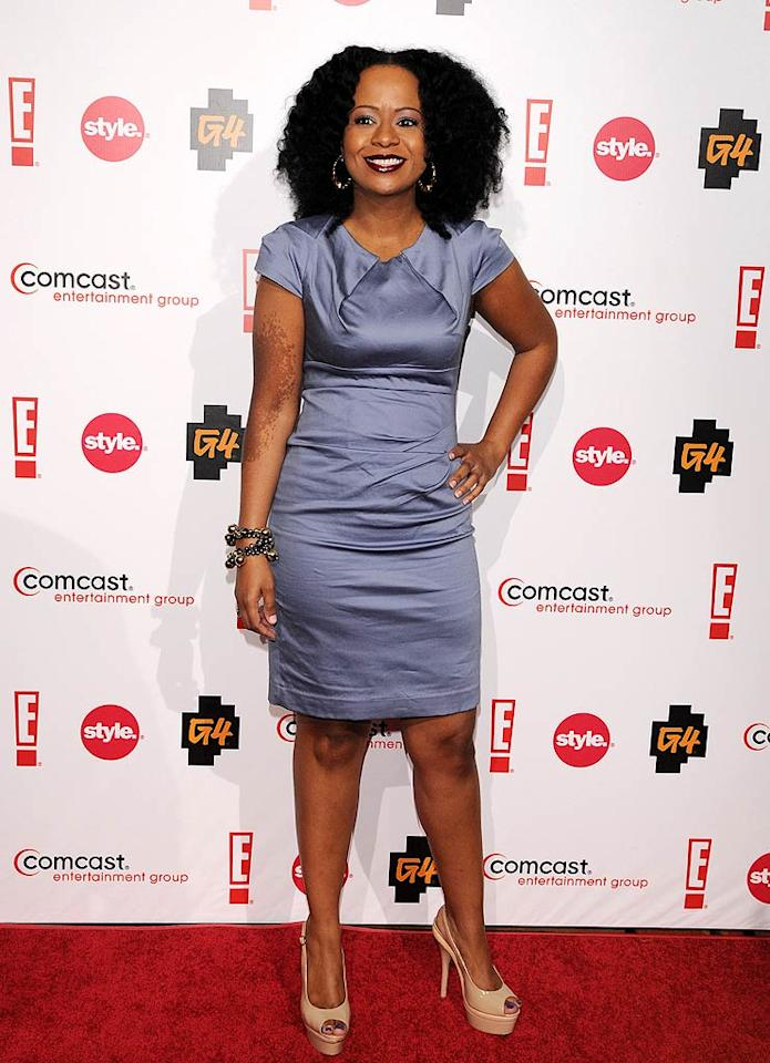 """Tempestt Bledsoe came out to promote the upcoming season of """"Clean House."""" The former """"Cosby"""" kid has replaced Niecy Nash as the series' host. """"I love meeting these families and I look forward to helping them get their cluttered homes back in order!"""" she exclaimed. Jean Baptiste Lacroix/<a href=""""http://www.wireimage.com"""" target=""""new"""">WireImage.com</a> - January 5, 2011"""