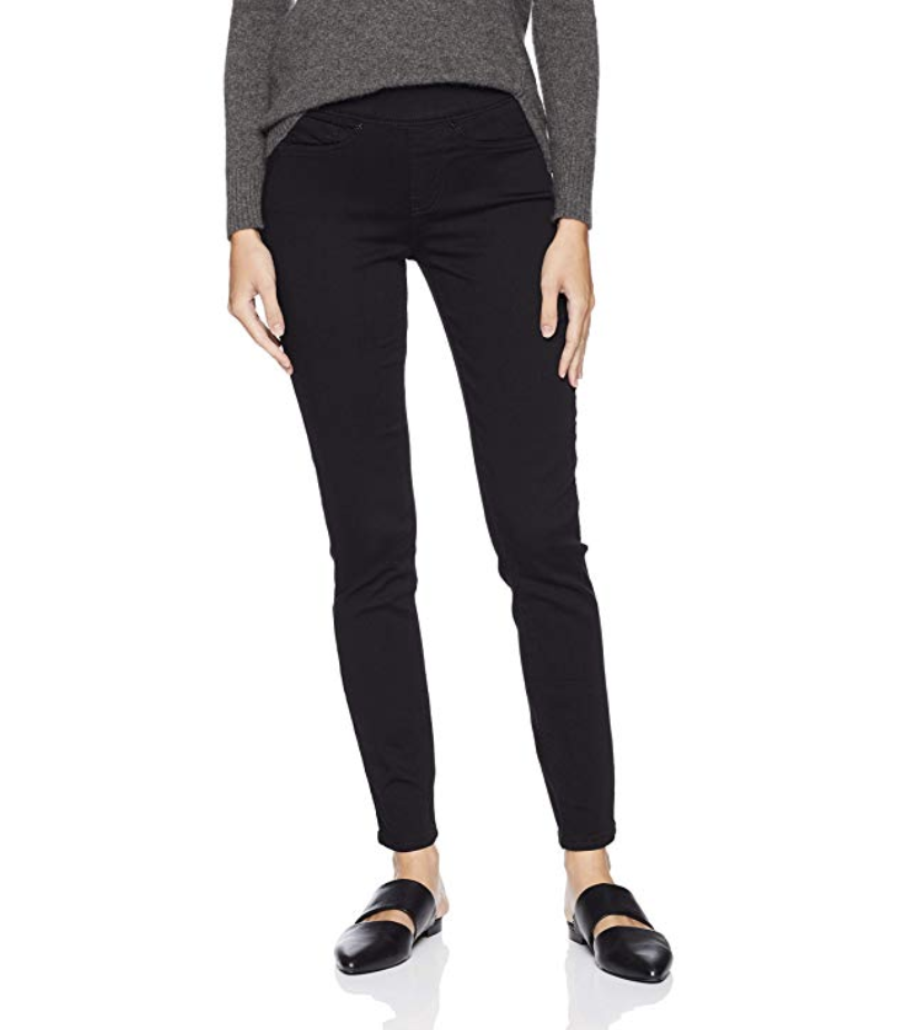 Women's Totally Shaping Pull-on Skinny Jeans. (Photo: Amazon)