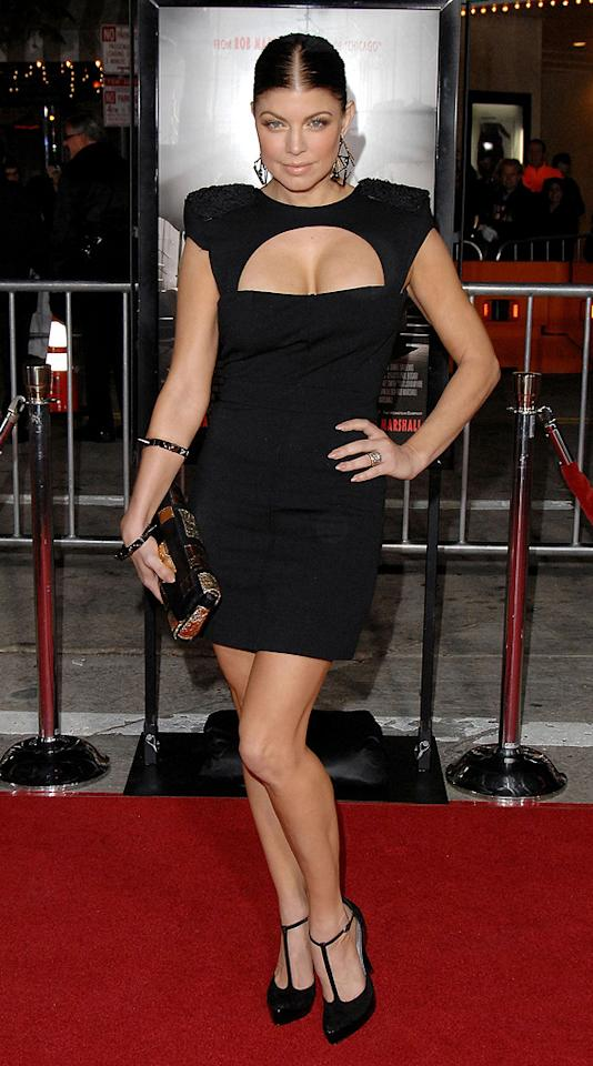 """<a href=""""http://movies.yahoo.com/movie/contributor/1809169648"""">Stacy Ferguson</a> at the Los Angeles premiere of <a href=""""http://movies.yahoo.com/movie/1810053986/info"""">Nine</a> - 12/09/2009"""