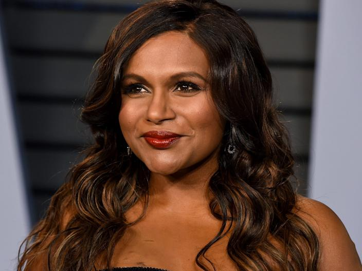 Mindy Kaling in March 2018.