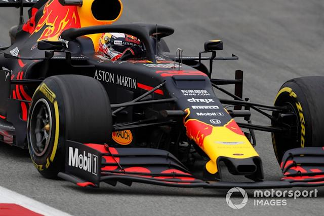 """Red Bull Racing RB15 2019 <span class=""""copyright"""">Zak Mauger / Motorsport Images</span>"""
