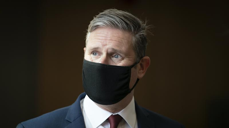 Sir Keir Starmer 'frustrated' over Scottish independence talks