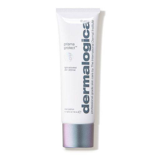 """<p><strong>Dermalogica</strong></p><p>dermstore.com</p><p><strong>$65.00</strong></p><p><a href=""""https://go.redirectingat.com?id=74968X1596630&url=https%3A%2F%2Fwww.dermstore.com%2Fproduct_Prisma%252BProtect%252BSPF%252B30_79150.htm&sref=https%3A%2F%2Fwww.townandcountrymag.com%2Fstyle%2Fbeauty-products%2Fg36214042%2Fbest-sunscreen-for-dark-skin%2F"""" rel=""""nofollow noopener"""" target=""""_blank"""" data-ylk=""""slk:Shop Now"""" class=""""link rapid-noclick-resp"""">Shop Now</a></p><p>Struggling with hyperpigmentation as a result of sun damage? Prisma Protect's mixture of green tea and sage extract helps to solve discoloration by calming irritated skin and evening out skin tone.</p><p><strong>MORE: </strong><a href=""""https://www.townandcountrymag.com/style/beauty-products/g34113227/best-dark-spot-correctors/"""" rel=""""nofollow noopener"""" target=""""_blank"""" data-ylk=""""slk:The Best Dark Spot Correctors"""" class=""""link rapid-noclick-resp"""">The Best Dark Spot Correctors </a></p>"""