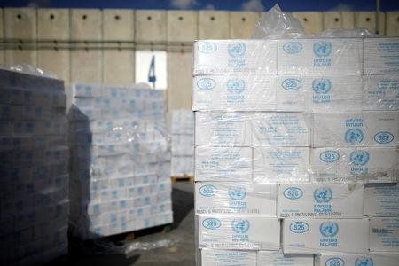 Why is the USA withholding aid for Palestinian refugees?