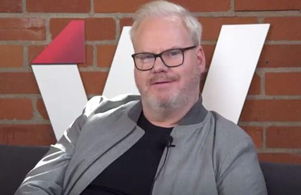 Jim Gaffigan on How 'American Dreamer' Touches on Issues of Capitalism, Gig Economy and Accountability (Video)