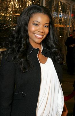 """Premiere: <a href=""""/movie/contributor/1800018551"""">Gabrielle Union</a> at the Los Angeles premiere of DreamWorks Pictures' <a href=""""/movie/1809426318/info"""">Norbit</a> - 2/8/2007<br>Photo: <a href=""""http://www.wireimage.com"""">Eric Charbonneau, WireImage.com</a>"""