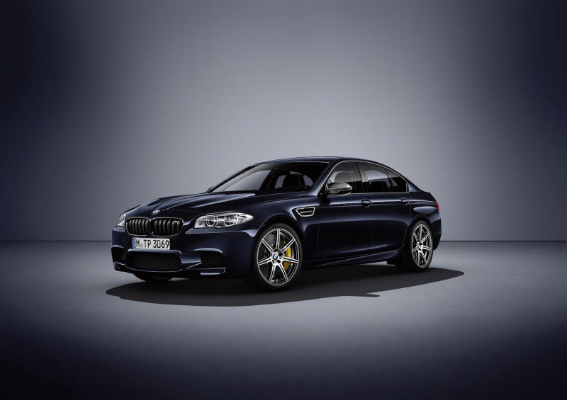 New BMW M5 Will Have 600 HP and All-Wheel Drive