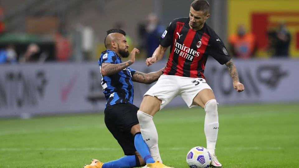 Inter vs Milan | Jonathan Moscrop/Getty Images