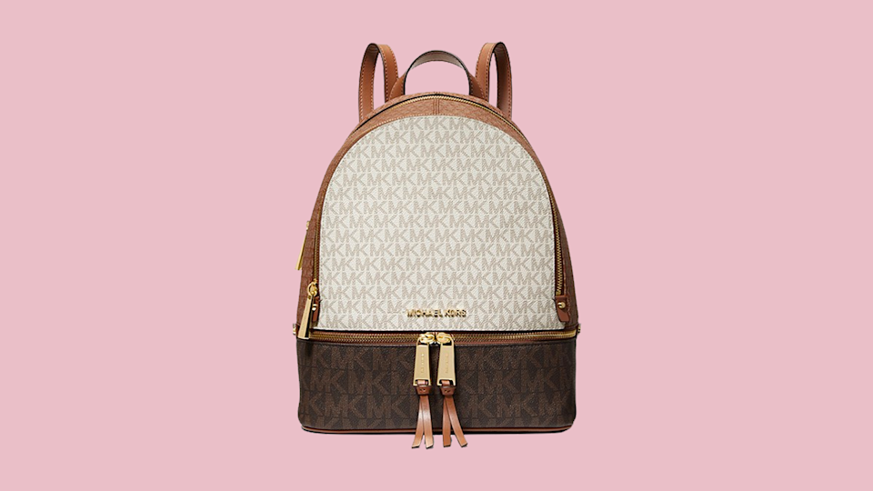 Save $82 on this chick backpack at Michael Kors.