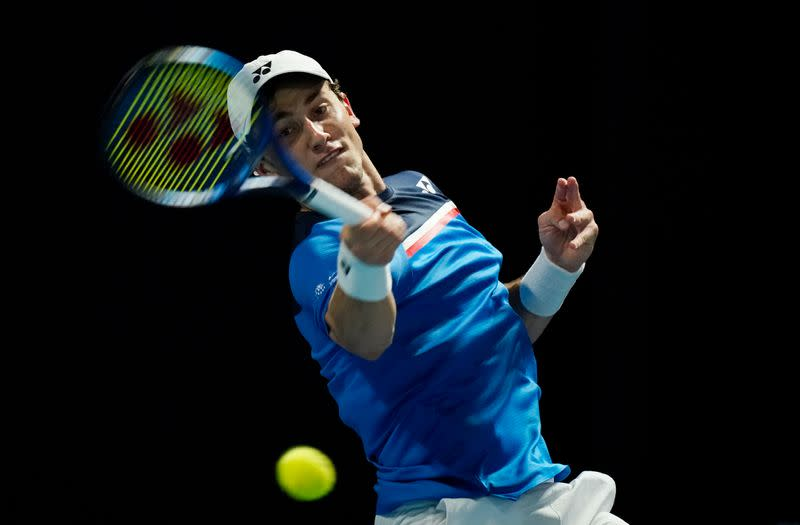 Norwegian Ruud claims first ATP Tour title with Argentina win