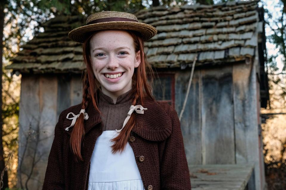 <p>Based on Lucy Maud Montgomery's 1908 novel <strong>Anne of Green Gables</strong>, this Canadian drama captured the hearts of fans as it told the story of the titular Anne, an orphan who finally finds a home with two adult siblings. In 2019, CBC and Netflix announced that the series wouldn't be returning for a fourth installment, and no, we're still not over it. </p>