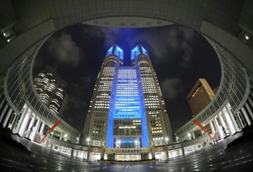 Koike will continue running Tokyo from the imposing metropolitan building