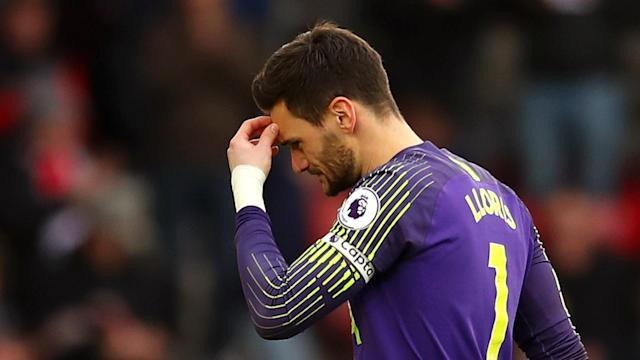 A last-gasp own goal from Toby Alderweireld following a flap from Hugo Lloris sent Liverpool back to the top of the Premier League.