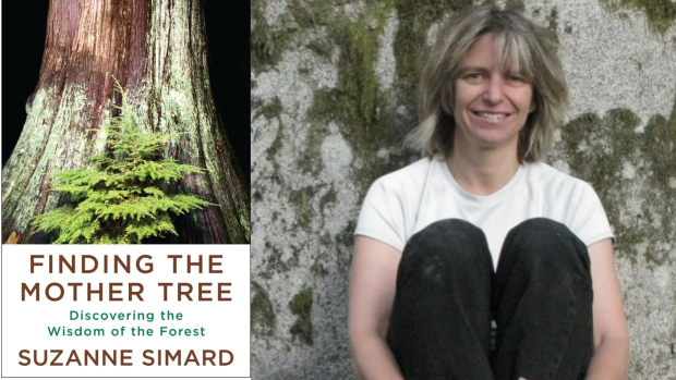 Finding the Mother Tree is a memoir bySuzanne Simard.