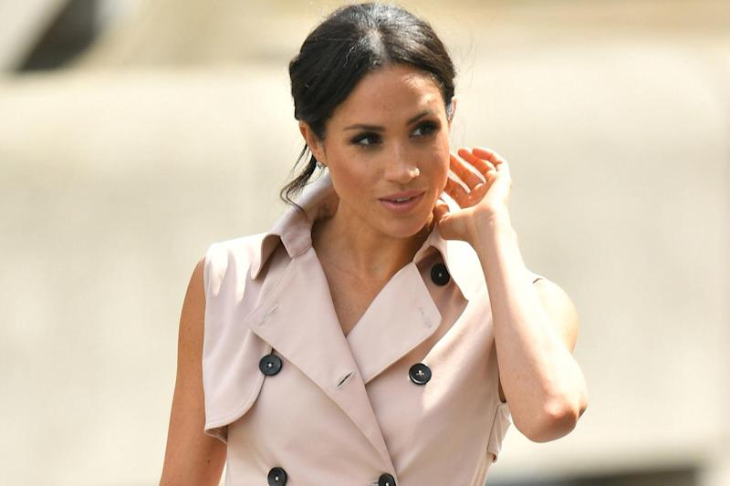 'Living in fear': Meghan Markle is scared her father will leak their conversations to the press, according to reports: PA