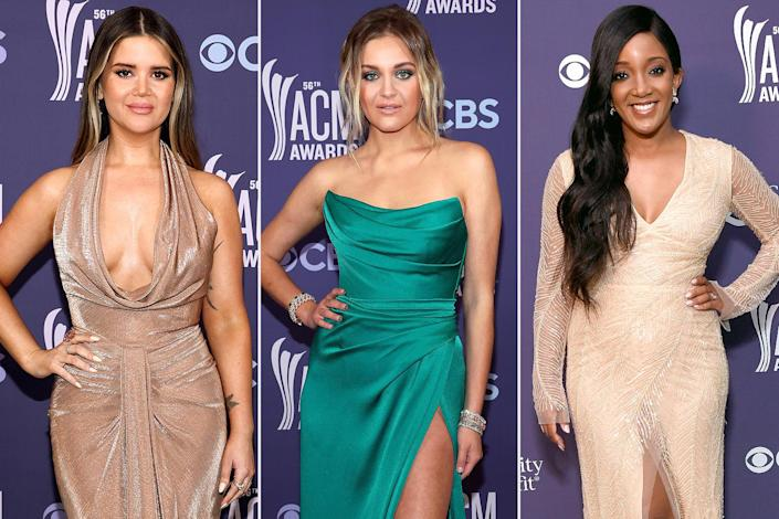 All the Must-See Looks at the 2021 ACM Awards