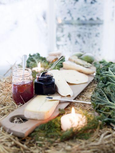 <p>You can freeze cheese! After serving, put leftovers back in the original package, wrap tightly in plastic, and freeze. Defrost in the fridge a day before serving. This trick works best for soft cheeses with a high fat content.</p>