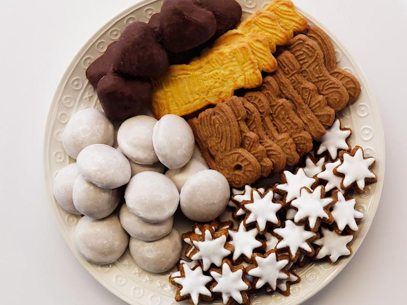 German Christmas Cookies.These Imported German Christmas Cookies From Aldi Are Kind