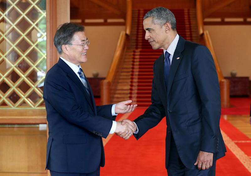 Obama In Seoul: North Korea Has 'One Last Chance' to Engage With the West