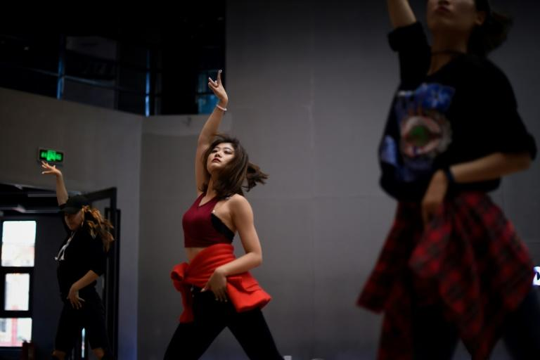 There are over 5,000 street dance studios in China