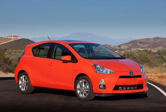 Perfect Twelve Years Ago, When Toyota Introduced The First Prius Hybrid To America  With A 41 Mpg Combined Mileage, Gasoline Ran $1.59 A Gallon. Today Itu0027s  Over $4, ...