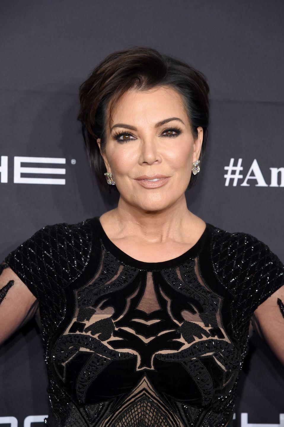 <p>The matriarch of the Kardashian-Jenner clan documented a facelift on <em>Keeping up with the Kardashians</em> in 2011. She said she got the procedure before her daughter Kim Kardashian's second wedding.</p>