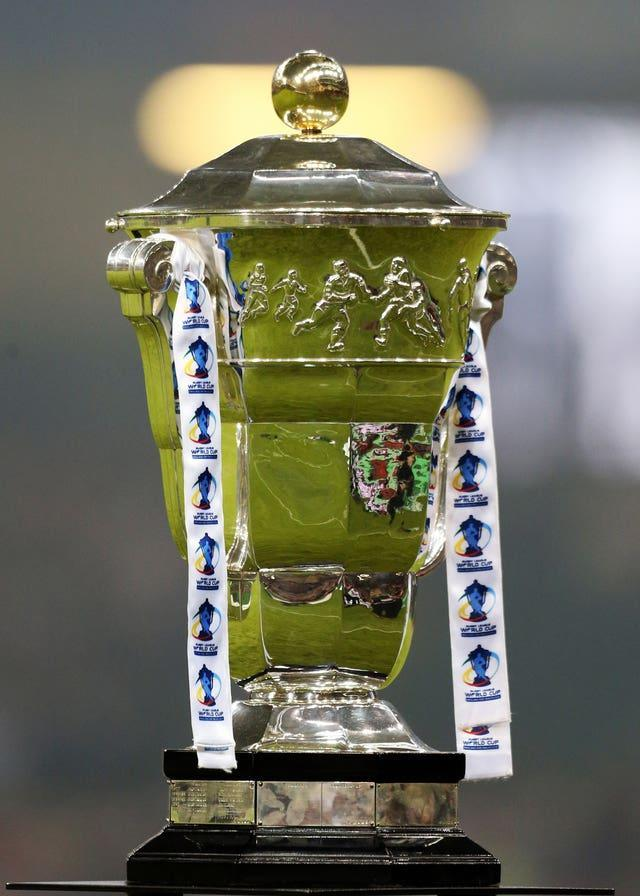 Rugby League World Cup File Photo