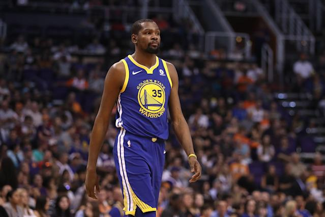 Kevin Durant to Become Free Agent And Sign New Deal with Warriors