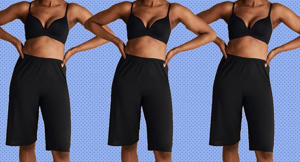 These culottes are just what you need for the summer. (Marks & Spencer)