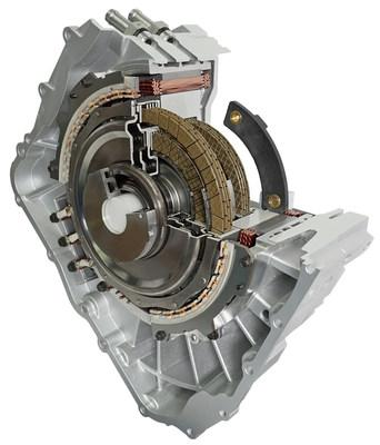 P2 Hybrid Architecture for ChangAn's New Transmission