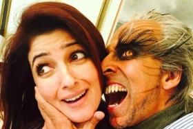 Akshay Kumar shares 'visual representation' of married life with Twinkle Khanna