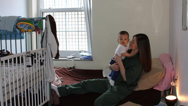Babies Born, Raised Behind Bars May Keep Mothers From Returning to Prison