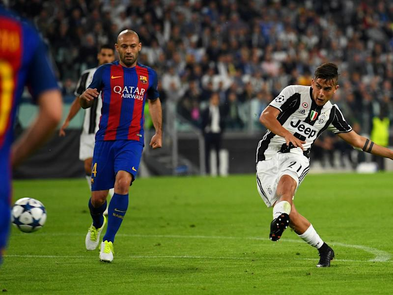 Paulo Dybala lived up to his billing with two wonderful goals (Getty)