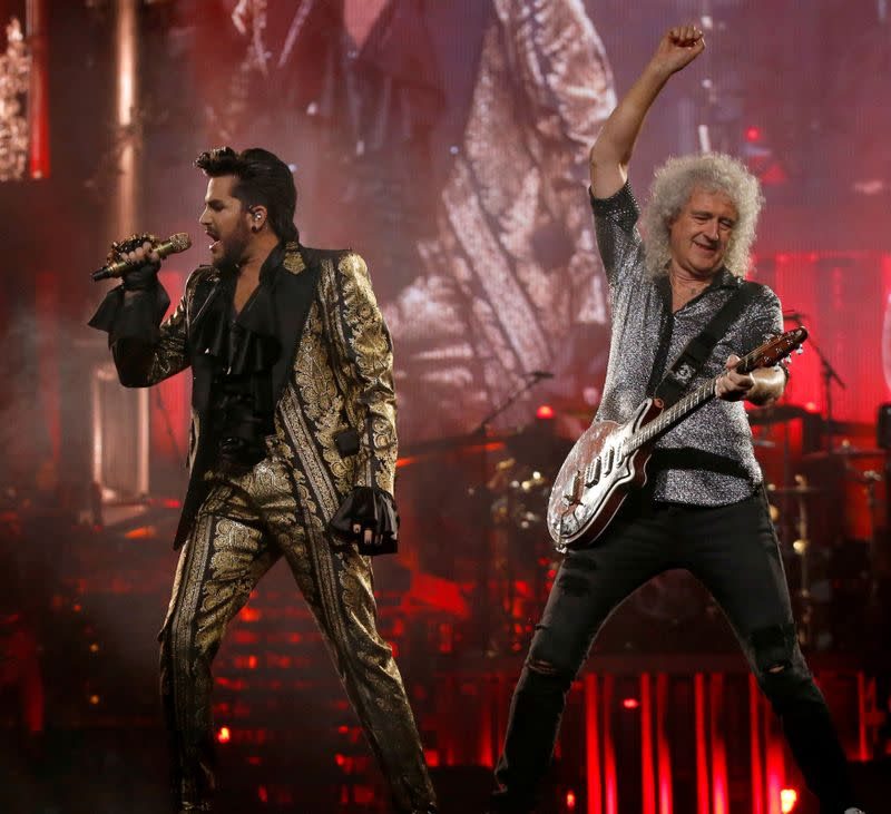 Show must go on as Queen and Adam Lambert release first live album